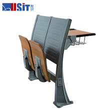 US-919 die-casting campus attached school desk and chair
