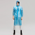 Disposable Raincoat with buttons