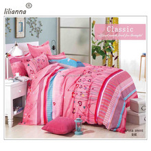 Good Quality microfiber fabric bed sheets with best price