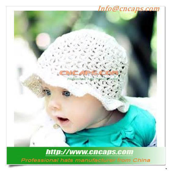 Wholesale Baby Crochet Summer Hat