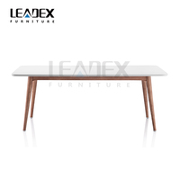 New office furniture wooden high quality MDF top coffee table