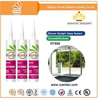 Strong Adhesive Fish Tank Acetic Silicone Sealant
