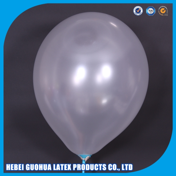 Mumbai Best Selling online party store 18 latex balloons pearl balloons wholesale