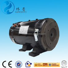 5 KW 45V DC Brush traction motor for electric truck