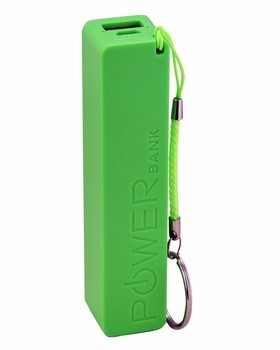 Keychain 2600mah custom powerbank