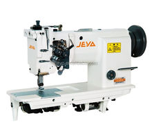 JY 20518 high speed twin needle lockstitch sewing machine double needle price