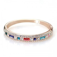 31498 animal rings jewellery wedding alloy bangles with enamel