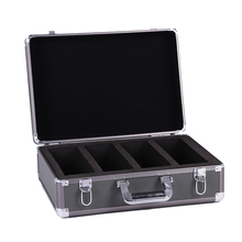 High-grade rugged aluminum custom equipment tool case