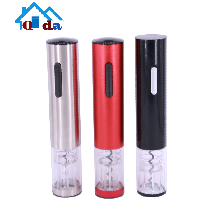 Easy to carry electric bottle opener set electronic wine bottle opener key bottle opener