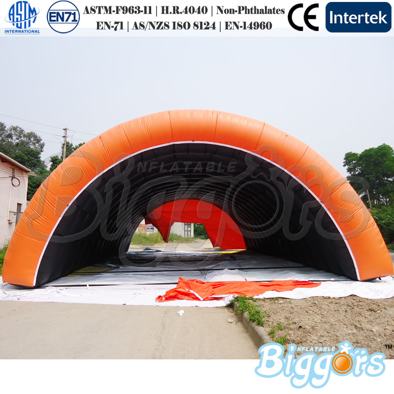 2016 Advertising Equipment Large Rain Proof Inflating Tent