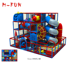 Indoor Inflatable Playground Equipment