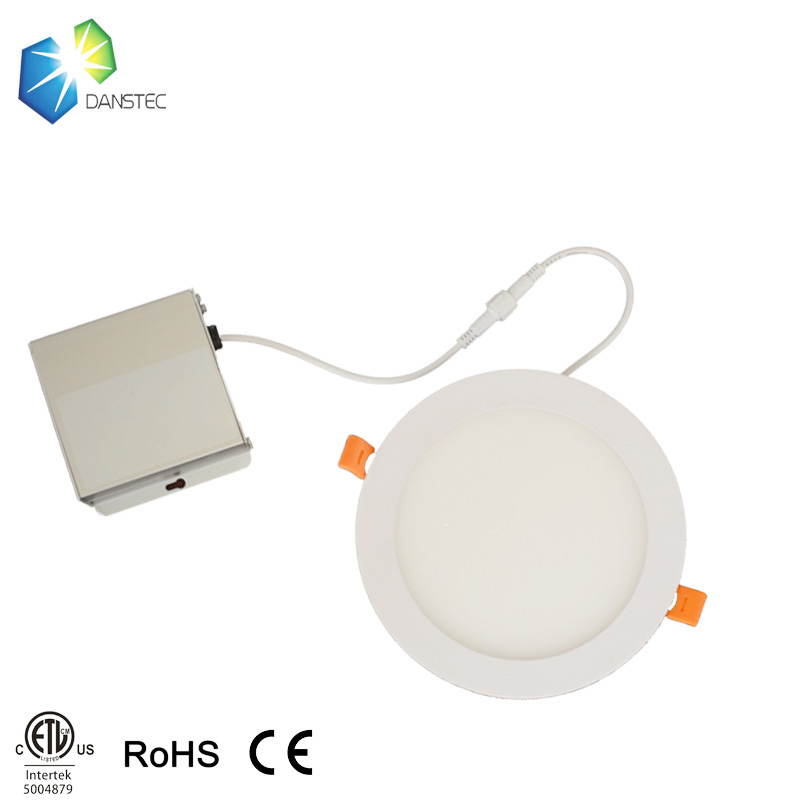 Easy to install cETLus(5004879) IC type dimmable 4'' juncton box driver led recessed down light energy star