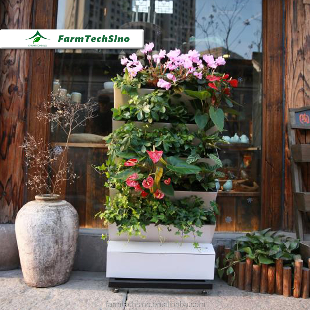 Commercial hydroponic systems for Vertical garden planting