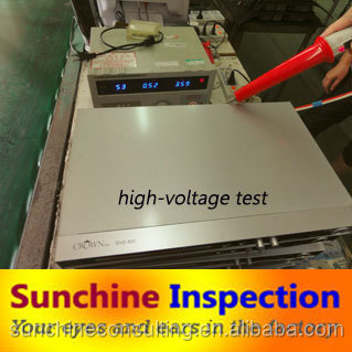 shenzhen inspection services high quality remote control lab testing in China