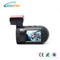 Dual Lens Vehicle Car Camera DVR Video Recorder