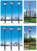 Solar power led motion sensor street lamp integrated all in one solar street lights 60w