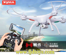 China Helicopter Manufacture Syma X5SW X5C X5W RC Plane Model with Wifi Aerial Camera