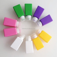 silicone novelty travel bottle/tube