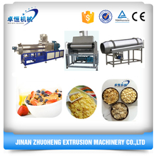 Best corn flakes manufacturing machines/production line
