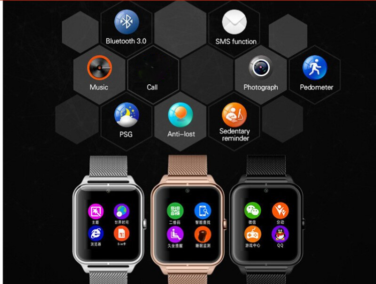 Android smart watch Iwo Z50 J50 with gps function bluetooth smart watch a2