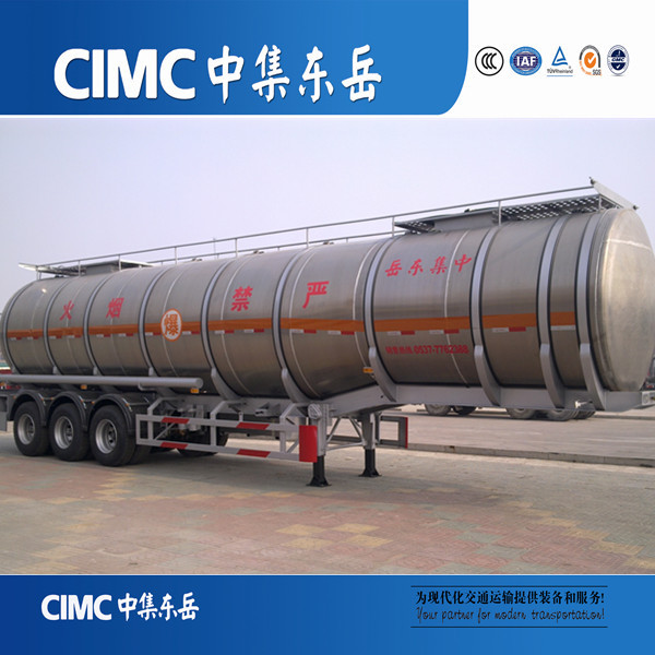 CIMC Mobile Vehicle Fuel tanks truck trailer sale trucks and trailers
