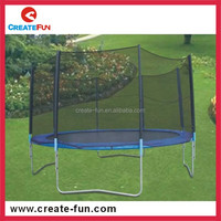 CreateFun 10ft child game trampoline bed