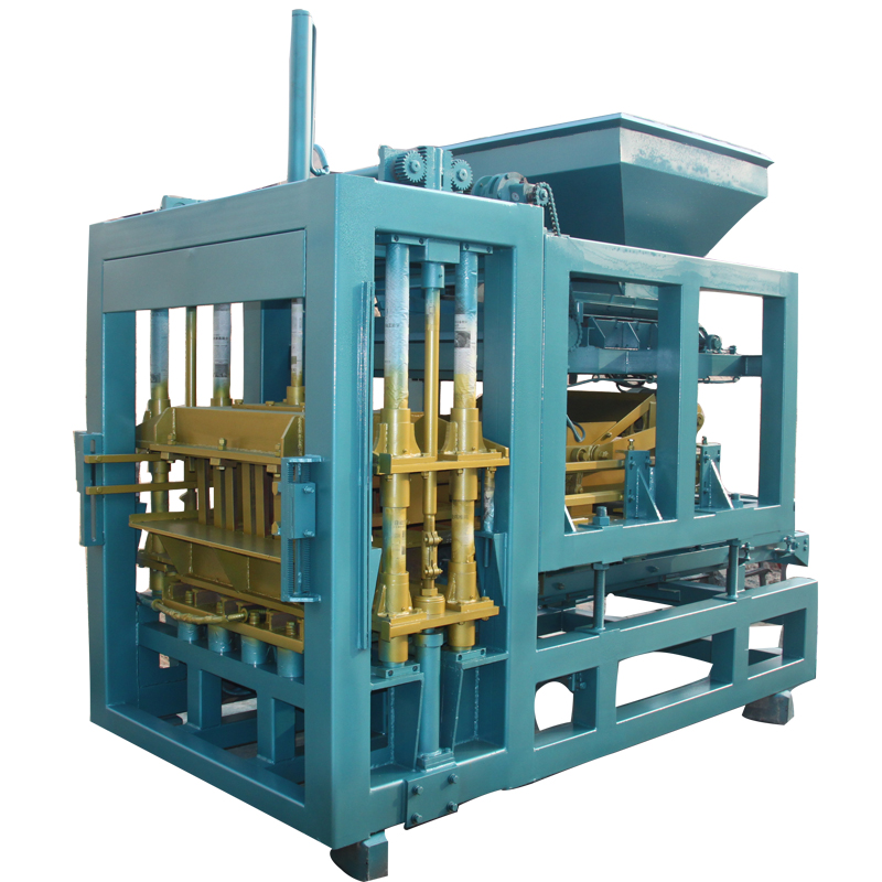 QT8--15 light weight bricks making machine