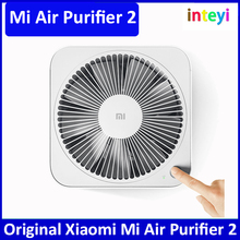 Original Xiaomi Intelligent Air Purifier 2 Wireless Smartphone Control Smoke Dust Peculiar Smell Cleaner Mi Air Cleaner