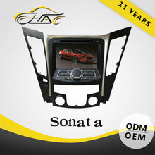 made in china car dvd player with perfect packaging Wholesale quality first for Hyundai sonata