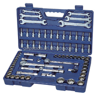76 pcs doctor socket tool kit in blow case