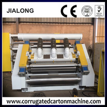 High speed advanced new size Single face corrugated paper making machine / single facer made in China