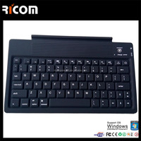 Waterproof Foldable 76 Keys Bluetooth Silicone Keyboard for Ipad and Tablet---SKB-211B--Shenzhen Ricom