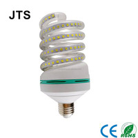 Energy Saving lamp full Sprial 360 Degree 24W E27 LED Corn Light Bulb