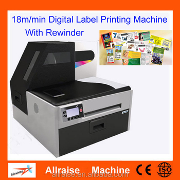 printing labels machine