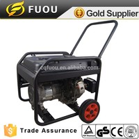 3kva 3kw hand operated generator without fuel