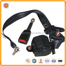 Automatic emergency locking Vehicle seat belt, retractable car safety belt