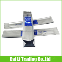 side gusset manufacturer tea packaging aluminum vacuum bag