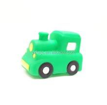 make your own vinyl toy sounding train bath toy