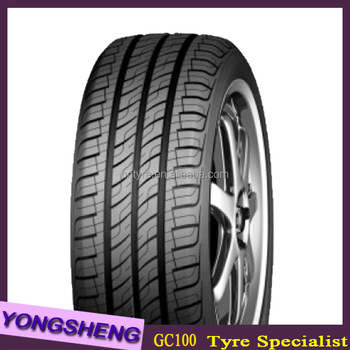 New Passenger car tire 225/60R18 215/65R15 205/60R16 pcr tyre from China factory