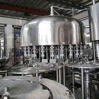 China Food Stage Beverage Bottling Equipment
