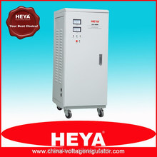 SVC Series Vertical Servo Type AC Voltage Regulator/Voltage Stabilizer/AVR (SVC-30000VA)
