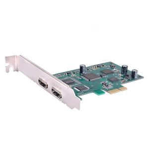 ezcap294 HD HDMI PCI-E HD Video Capture Card 4K input 1080P 60fps By Pass and Capture support Live Streaming HD Video Recorder