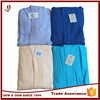 Hot sale super soft cheap cotton adult bathrobe