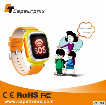 hottest top 3 mobile phone smart watch for elderly with sos gps tracker with cheap price for children