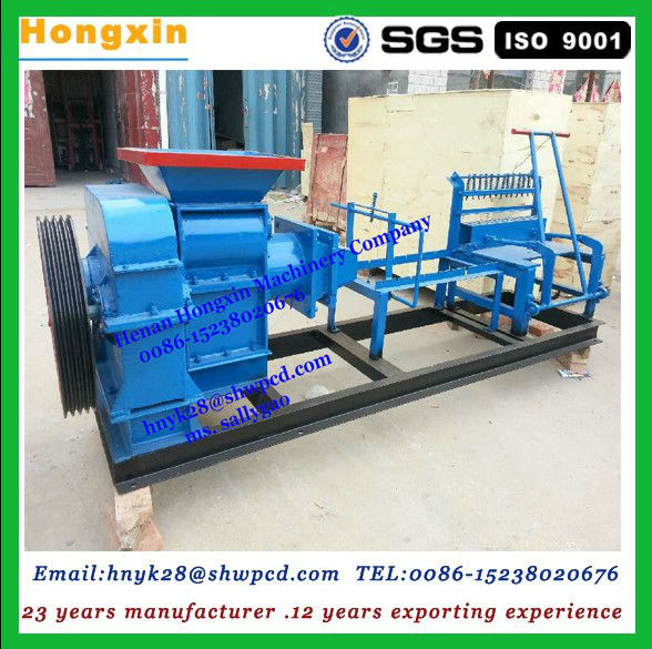 diesel engineer clay brick making machine