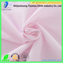 China supplier 100 cotton fabric cotton medical uniform fabric for hospital cloth
