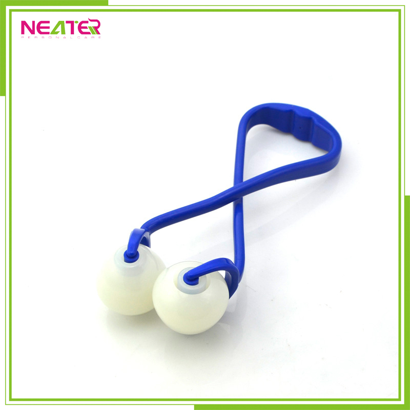 latest design cheap custom plastic personal mini face massager