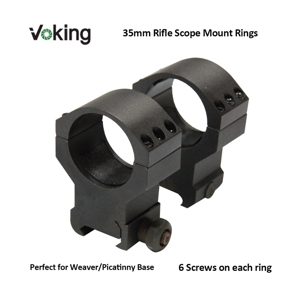 1-8X24 Voking/OEM 2nd focal plane with Mil-dot 35 mm tube riflescope