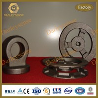 Grey Iron Casting Customized Stainless Steel Parts from China Factory