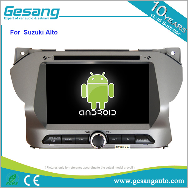 android 6.0 octa (8) core car multimedia for Suzuki Alto with dvd gps